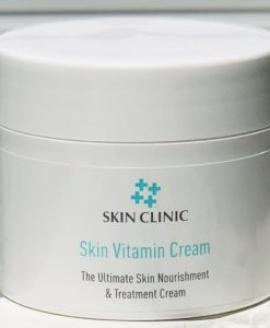 SKIN VITAMIN CREAM 100G POT